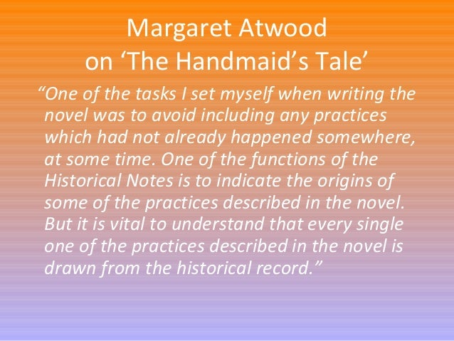 the handmaidens tale and 1984 Read this essay on handmaids tale and 1984 come browse our large digital warehouse of free sample essays get the knowledge you need in order to.