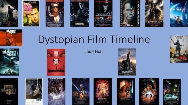 Dystopian film timeline