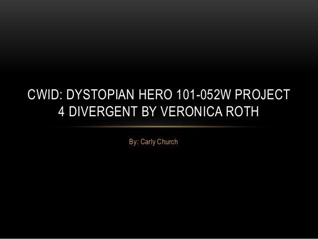 dystopian hero