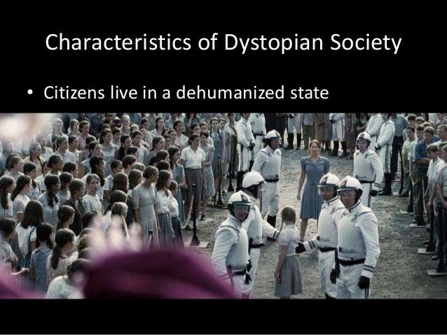 Characteristics of dystopian fiction