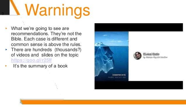 clean code book summary - uncle bob - English version Slide 3