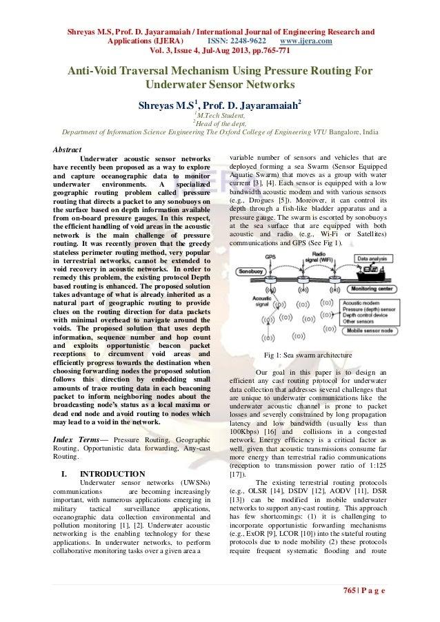 Shreyas M.S, Prof. D. Jayaramaiah / International Journal of Engineering Research and Applications (IJERA) ISSN: 2248-9622...
