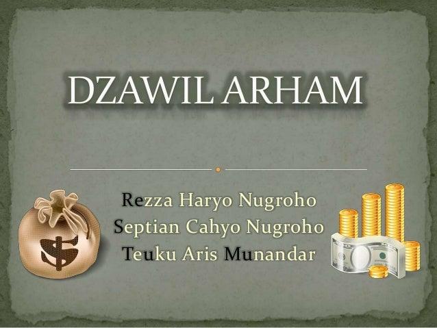 Rezza Haryo Nugroho Septian Cahyo Nugroho Teuku Aris Munandar