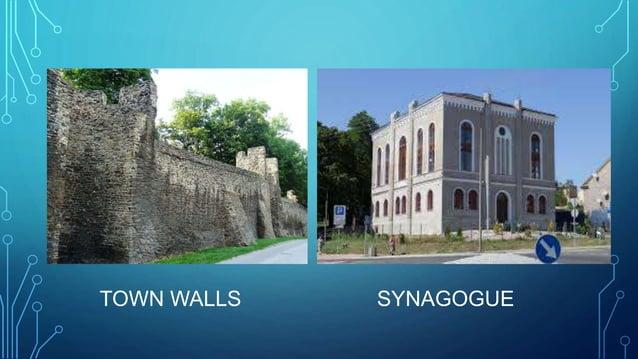 TOWN WALLS SYNAGOGUE