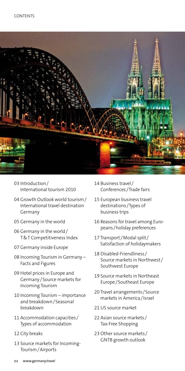 tourism in germany Discover cologne in germany, one of the best destinations in europe: best  activities and tours in cologne, best hotels in cologne, best things to do in  cologne.