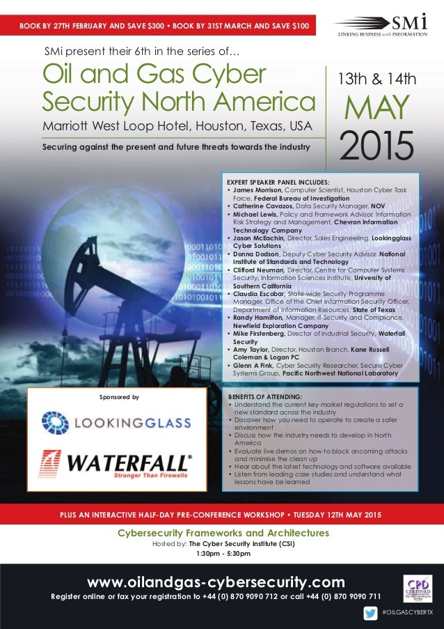 Smi Group S Oil And Gas Cyber Security North America