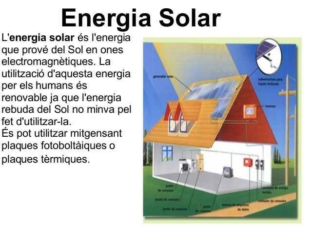 Energies renovables for Plaques solars termiques