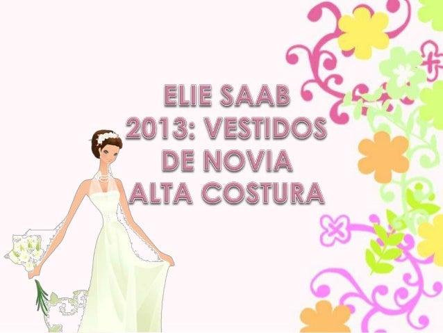 Una colección exclusiva y suntuosa con vestidos de novia realizados de forma completamente artesal y especialmente confecc...