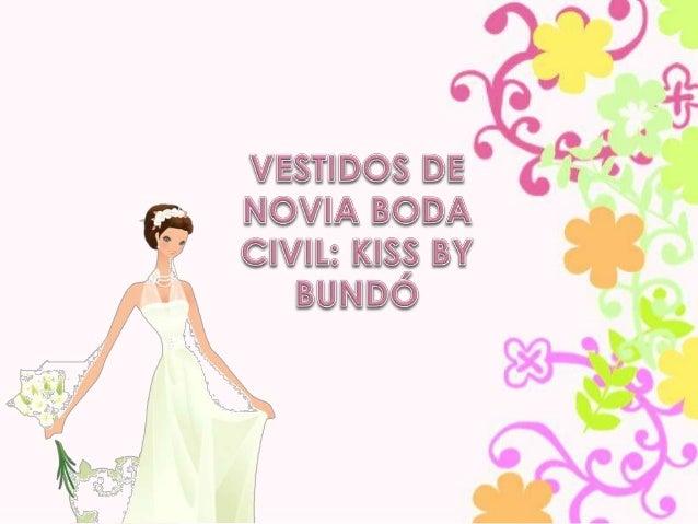 • Una nueva línea original, fresca y juvenil, fabricada íntegramente en España e ideal para las novias que desean celebrar...