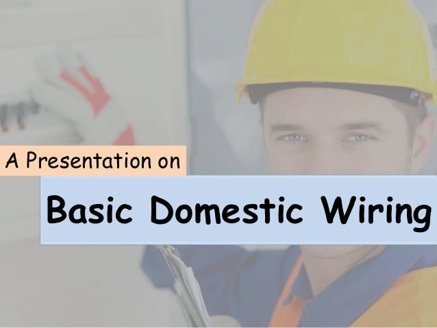 Admirable Home Wiring Domestic Wiring Wiring 101 Carnhateforg
