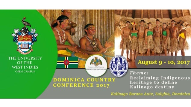 """""""Traditional Knowledge Digital Repository - Considerations for Dominica's Kalinago Heritage"""" Presentation Topic"""