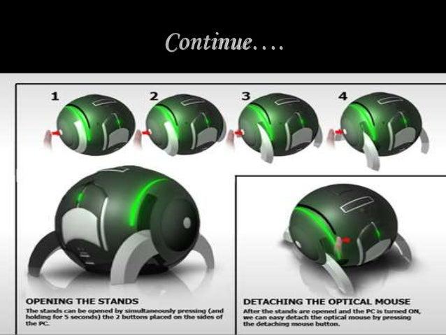 E ball technology