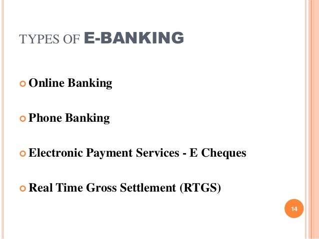 recent trends in banking sector Electronic banking in the wake of recent developments in information and communication technologies, majority of banking operations have been computerized by most of the commercial banks, both in the private and the public sectors especially in the last ten years and the process s still on for extension.
