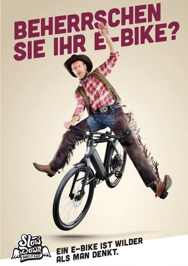 E Bikes mit Sicherheit leichter ans Ziel Slide 3