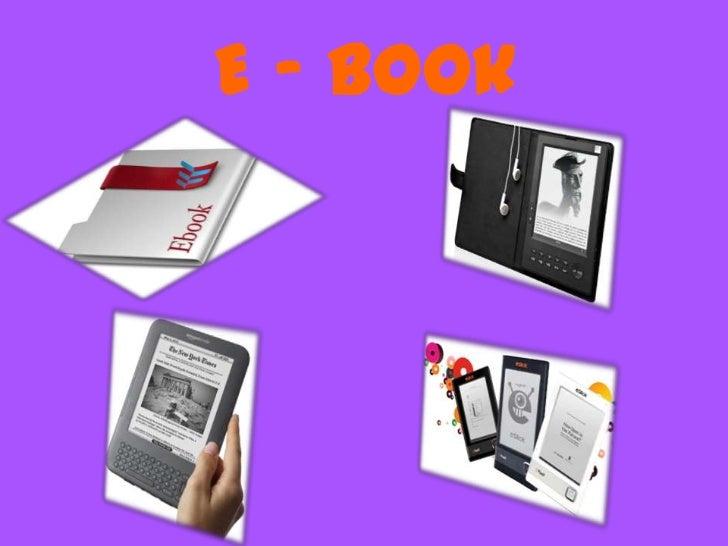 E - Book<br />