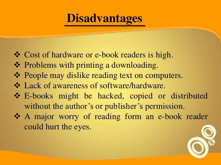 disadvantages of loud reading