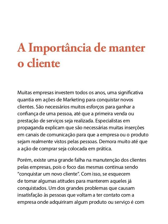 E Book Conquistar Clientes Para Vender Mais E Melhor Zarinha Martins