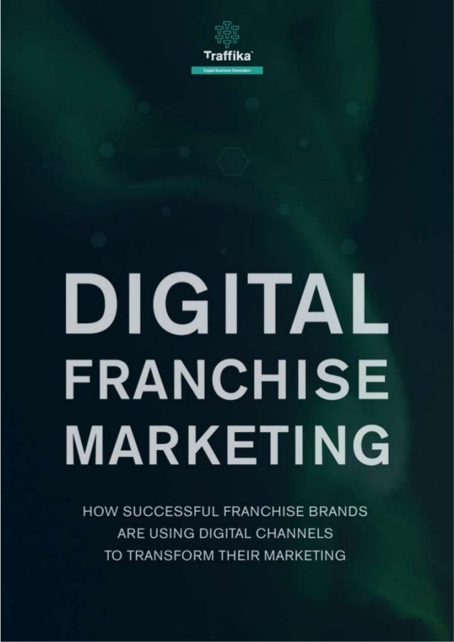 eBook Part One: Franchise Brand Marketing