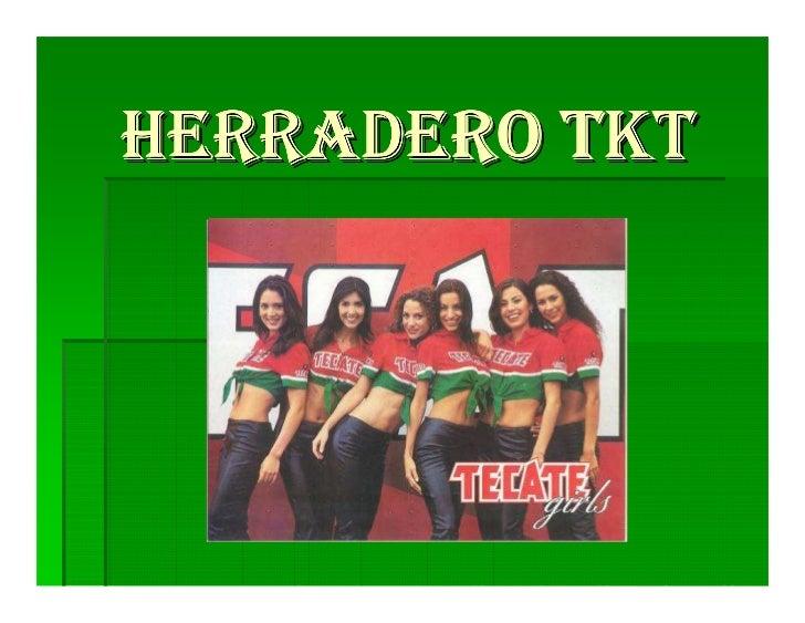 HERRADERO TKT