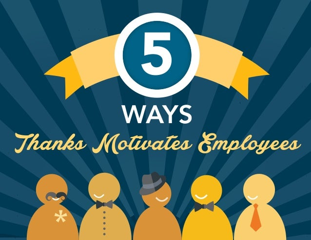WAYS Thanks Motivates Employees 5