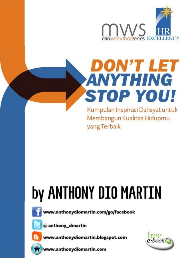 Free E-Book © HR Excellency & MWS Indonesia | 1