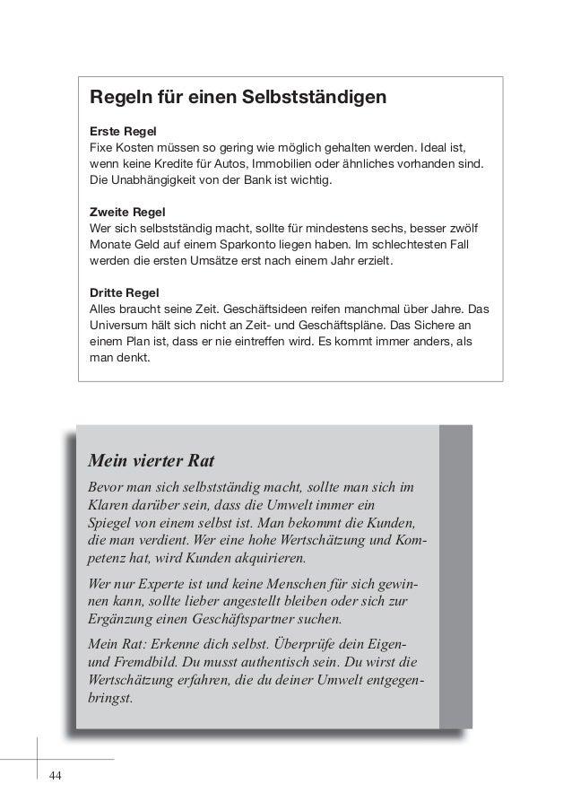 eBook Erkenntnisse eines Kaufmannes