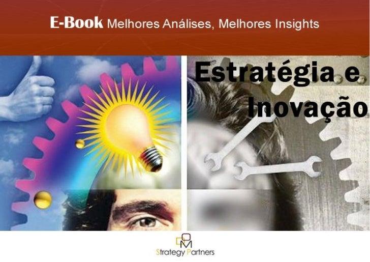 E-Book Estratégia e Inovação DOM Strategy Partners | 1