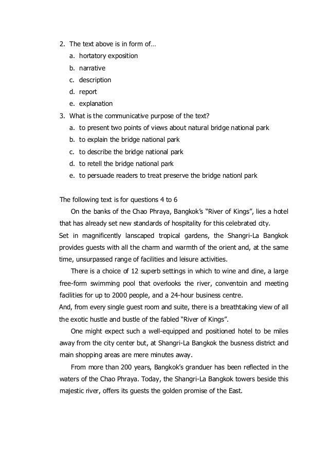 Kumpulan Teks Dalam Bahasa Inggris