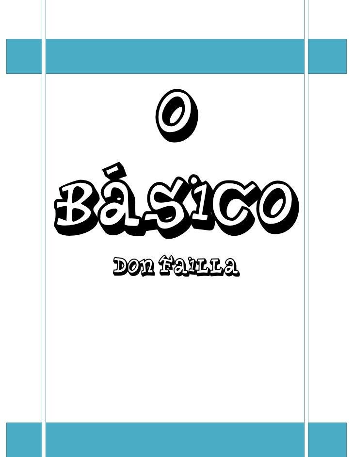 OBÁSICO Don Failla