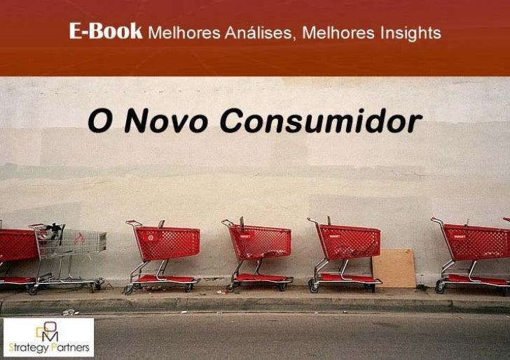 E-Book O Novo Consumidor DOM Strategy Partners | 1