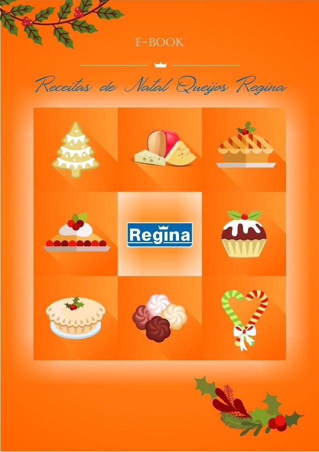 Índice Manjar com leite condensado Regina e calda de damascos 03 Brigadeirão de Natal 04 Delícia de pêssego com creme de Q...