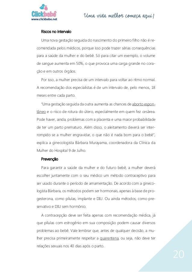 deb6976548c AMAMENTAÇÃO - livro digital para mães e pais do Click Bebê parte I
