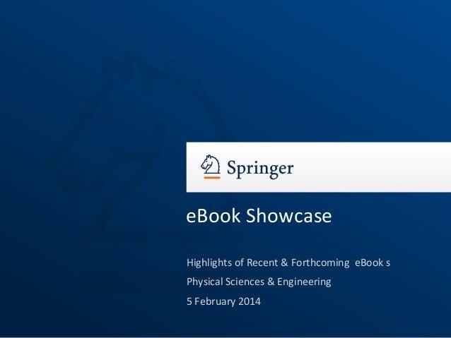 Collection springer ebook