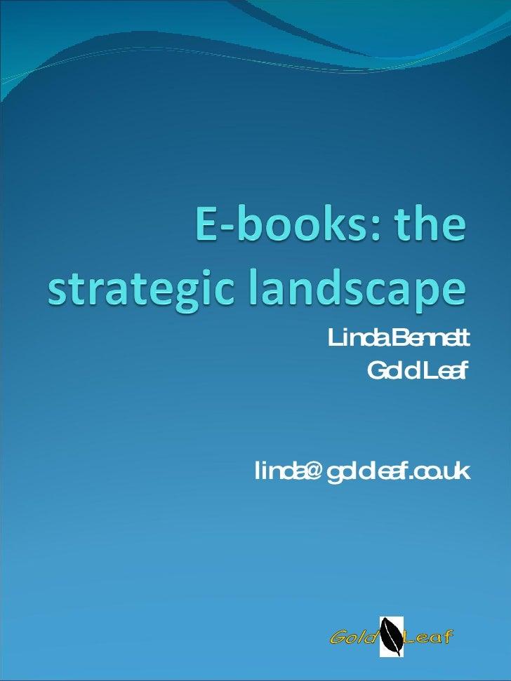 Linda Bennett Gold Leaf [email_address] Gold Leaf