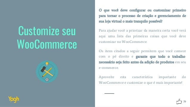 7165b69e8 Customize seu WooCommerce 5 itens que você deve customizar em sua loja  virtual WooCommerce 78  79.