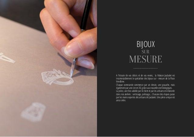 E brochure - Jaubalet Paris Slide 2