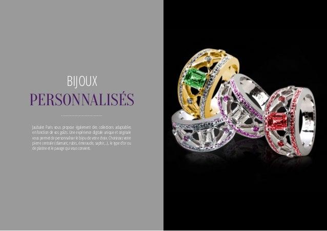 E brochure - Jaubalet Paris Slide 3