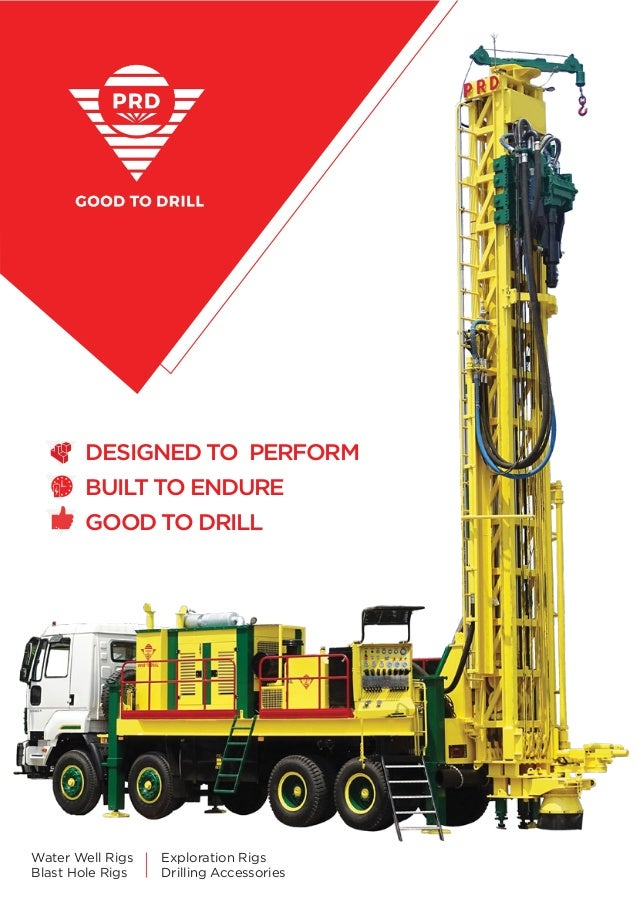 Drilling Rigs By Paranthaman Exporters