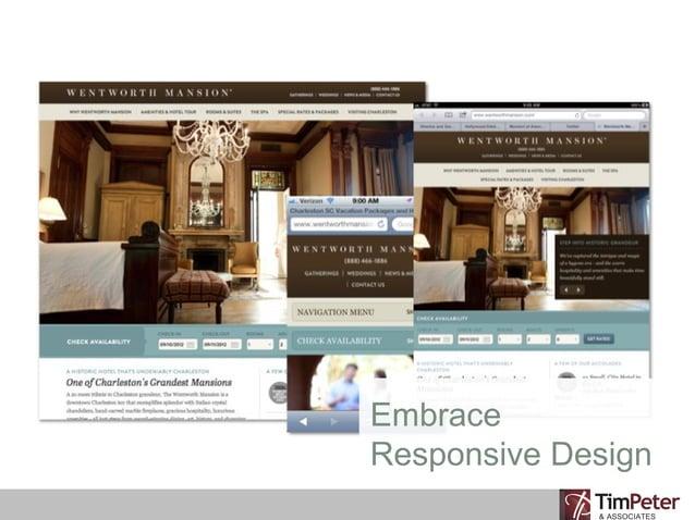 Embrace Responsive Design