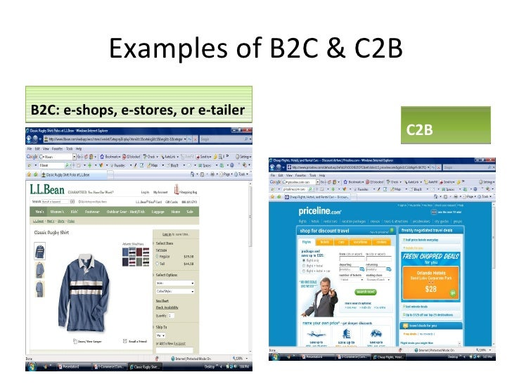 E Business & E Commerce +