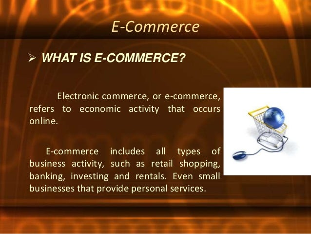 o explain how internet technology supports business to business e commerce E-commerce may be the way ahead, but it needs to be seen to be secure so customers will buy with confidence  using internet technology  wi-fi woes trip up company business, but a tool that .