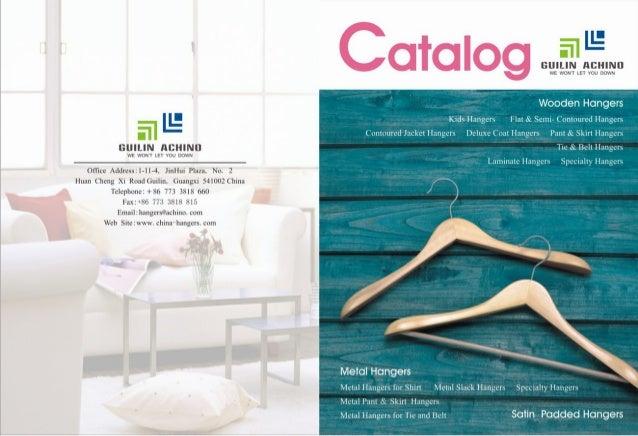 E catalog from guilin achino