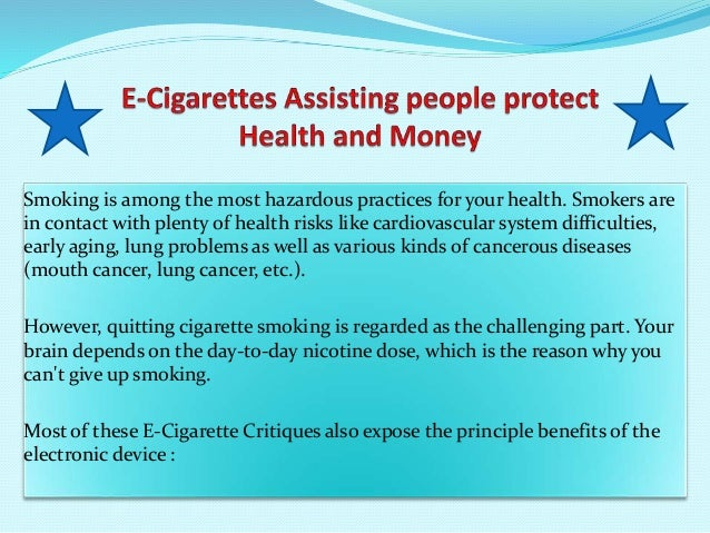 Smoking is among the most hazardous practices for your health. Smokers are in contact with plenty of health risks like car...