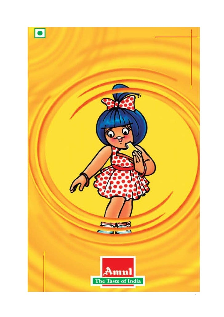 case study amul butter Embeddedness and the dynamics of growth : the case of amul cooperative, india 1  field study –9 months,.