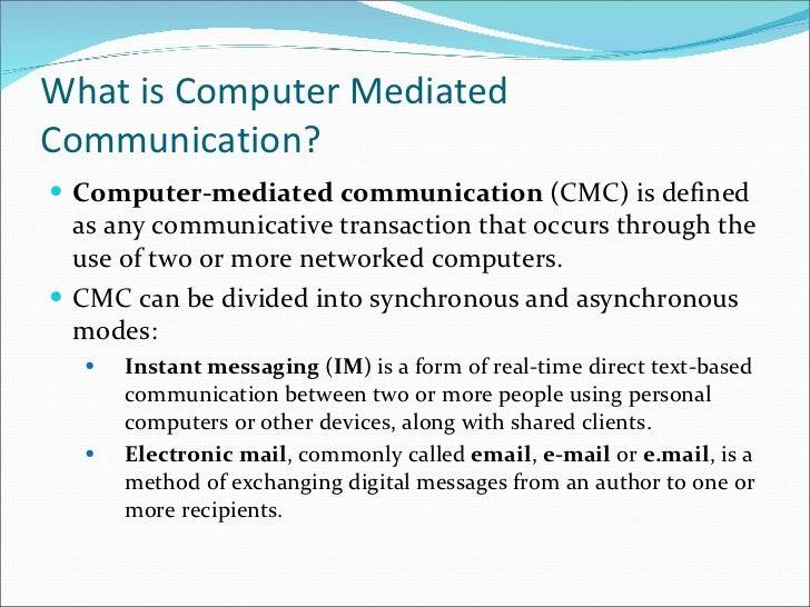 E eCommerce_Communication
