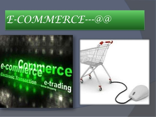 E-COMMERCE---@@