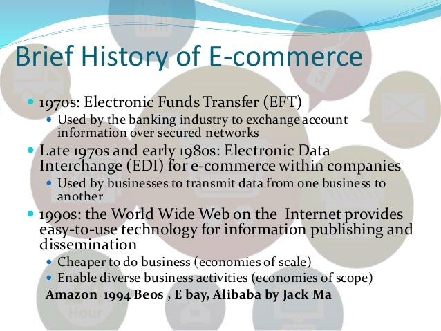 a brief history of e commerce information technology essay History, frameworks, steps, models, advantages, barriers and limitations of  electronic commerce index terms: - electronic commerce, information  technology, telecommunication  this essay has argued that apart from all the  advantages.