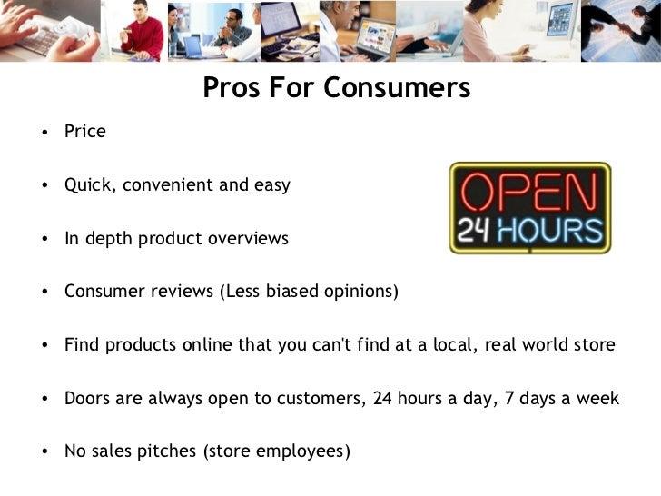 E-commerce PowerPoint Templates