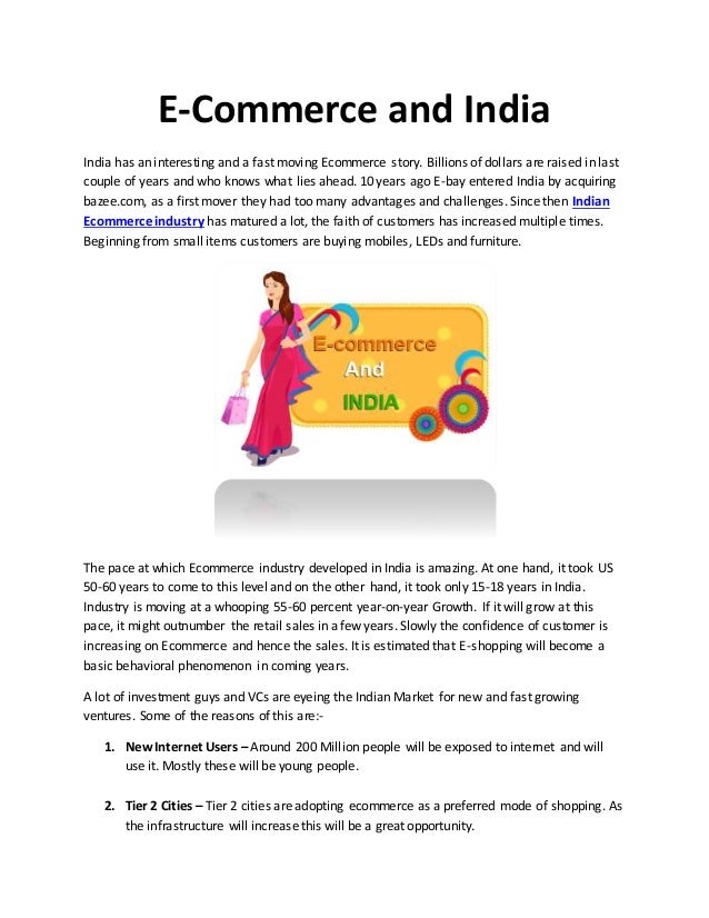 effectiveness of e commerce in india Gst - read all the latest updates about goods and services tax (gst) implementation, india's biggest tax reform know the gst rules, benefits of gst, tax rates.