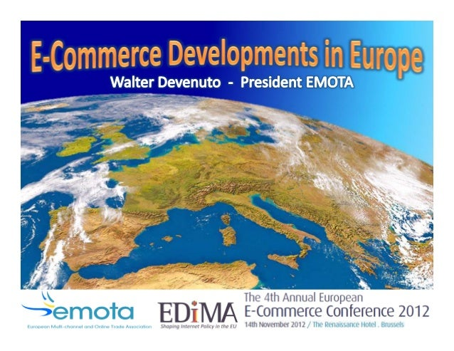 EMOTA represents 3,500 multi-channel/online retailers in 16 countries                                               • 16 E...